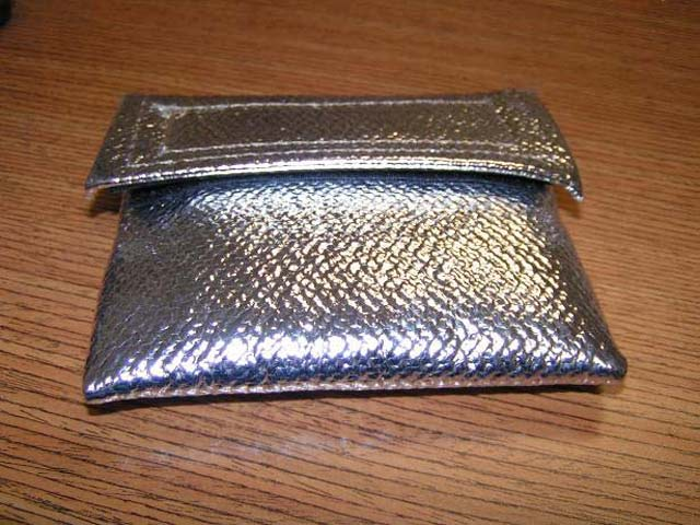 Hot Stop L Fire Resistant Pouches Industrial Energy Products