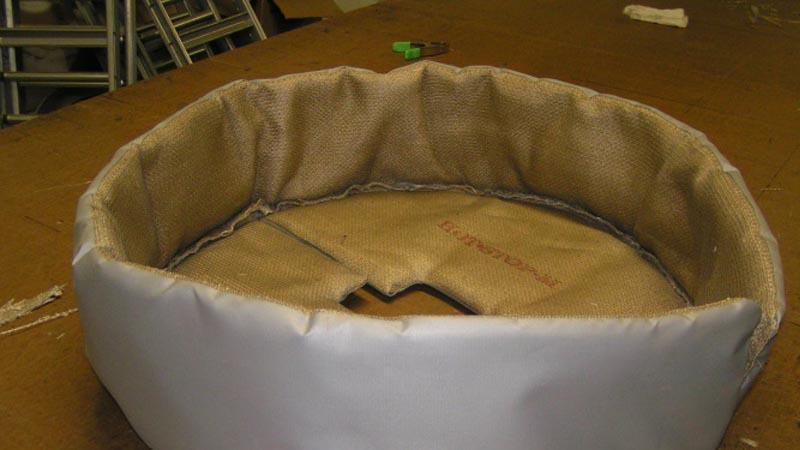 refractory insulation materials
