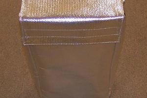 HOT-STOP L fire resistant large pouch