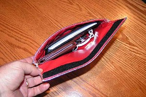 HOT-STOP L fire resistant cash pouch